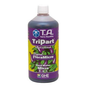 Terra Aquatica TriPart Micro Hard Water 1Lt