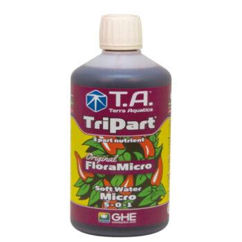 Terra Aquatica TriPart Micro Soft Water 500ml
