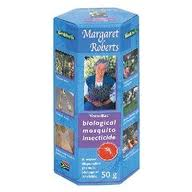 Margaret Roberts Biological Mosquito Insecticide