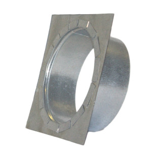 Flanged Spigot Square Plate