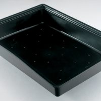 Sowing Tray with holes