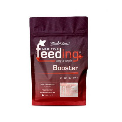 Greenhouse Powder Feeding - Booster