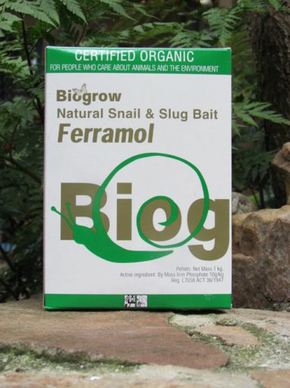 Biogrow Ferramol Snail Bait