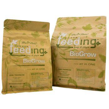 Green House Powder Feeding – BioGrow