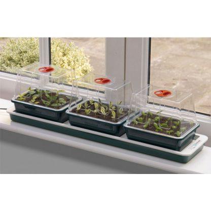 Trio Top Electric Windowsill Propagator