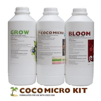 EHG Coco Nutrient Kit
