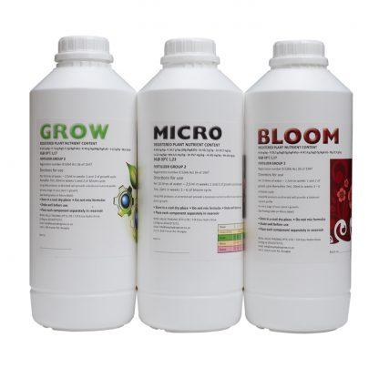 EHG Nutrient Kit