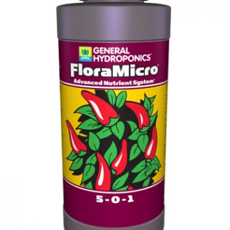 GHE FloraMicro Soft Water