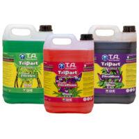 Terra Aquatica Tripart Series 5L Nutrient Kit Hard Water