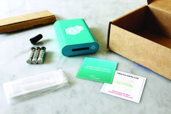 tCheck Infusion Potency Tester Box