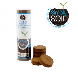 Simply Soil Potting Tablets