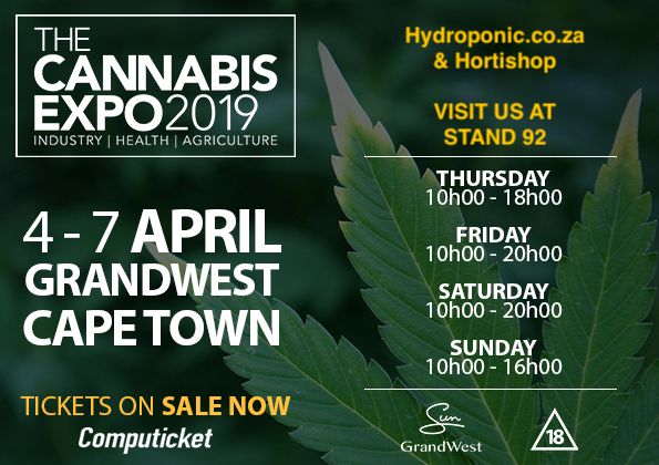 Cannabis Expo 2019 Cape Town