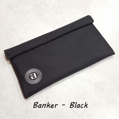 Abscent Banker Black
