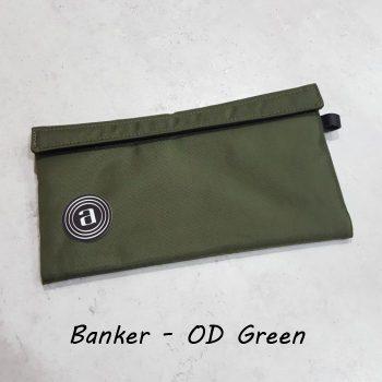 Abscent Banker OD Green
