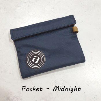 Abscent Pocket Midnight