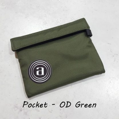 Abscent Pocket OD Green