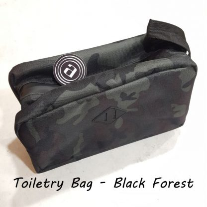Abscent Toiletry Bag Black Forest