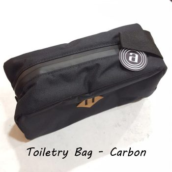 Abscent Toiletry Bag Carbon