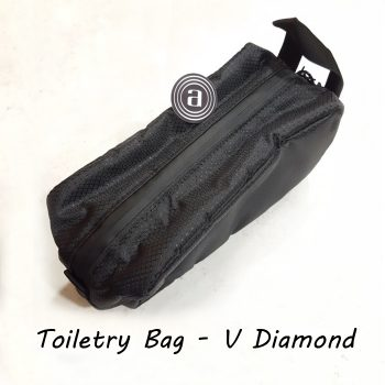 Abscent Toiletry Bag V Diamond