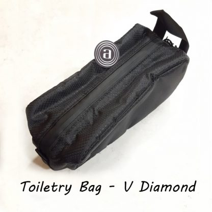Abscent Toiletry Bag V Diamond