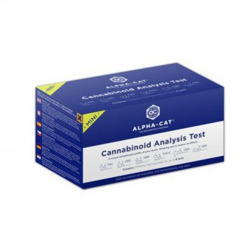 Cannabinoid Analysis Test