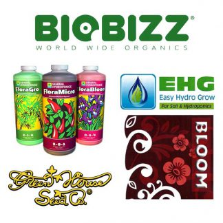 Hydroponic and Organic Plant Nutrients