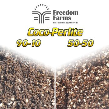 Freedom Farms Coco-Perlite Growing Medium