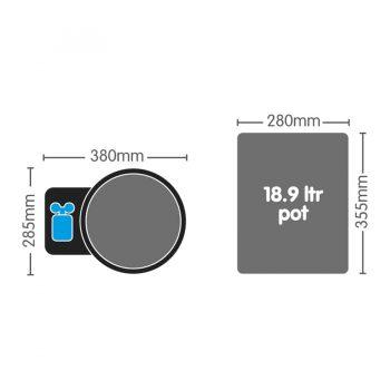 SmartPot XL Size