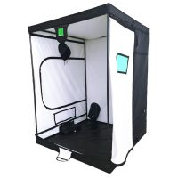 BudBox PRO White XL plus 1.5m x 1.5m x 2m