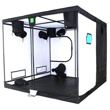 BudBox PRO White TITAN plus 2.4m x 2.4m x 2m