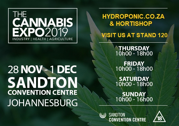 Cannabis Expo 2019 Sandton