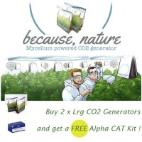Because Nature Alpha CAT Kit Bundle