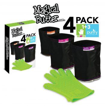 MagicalButter 4 Pack