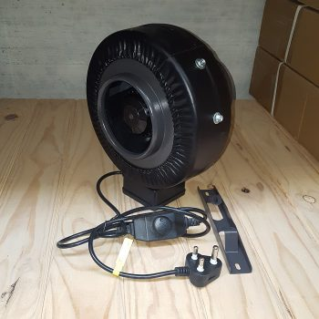 150mm Inline Fan