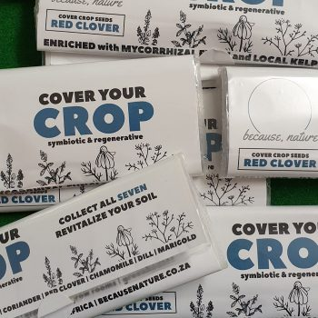 Cover Your Crop Seed Packs