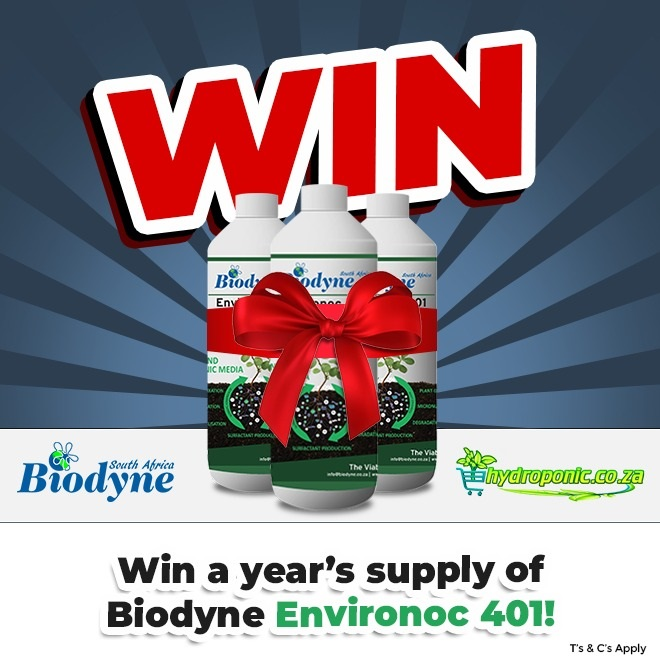 Biodyne-Competition