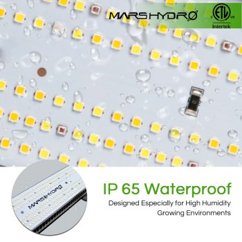 Mars Hydro SP 3000 led grow light - IP65 Waterproof - 7