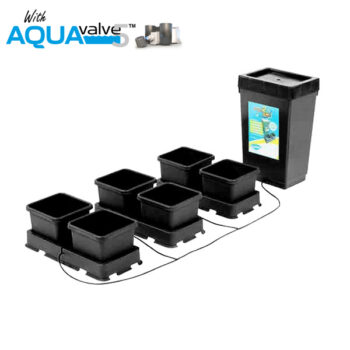 Autopot 3 x Easy2grow Aquavalve 5 System