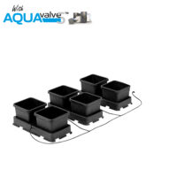 Autopot 3 x Easy2grow Aquavalve 5 System without Tank