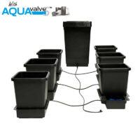 Autopot 6 x 1 Pot AQUAVALVE 5 System
