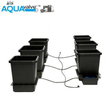 Autopot 6 x 1 Pot AQUAVALVE 5 System without Tank