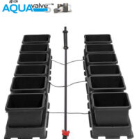 Autopot 6 x Easy2grow Aquavalve 5 System without Tank
