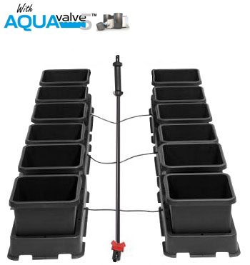 Autopot 6 x Easy2grow Aquavalve 5 System without Tank