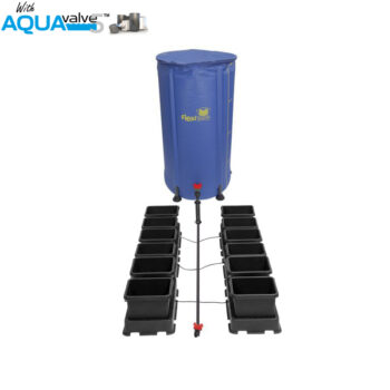 Easy2grow 12 System AQUAValve5 with 8.5L Pots