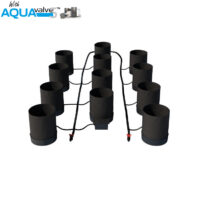 Autopot 12 x SmartPot XL Aquavalves 5 System without Tank