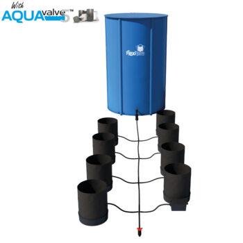 Autopot 8 x SmartPot XL Aquavalve 5 System