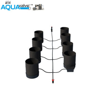 Autopot 8 x SmartPot XL Aquavalve 5 System without Tank