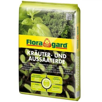 Floragard Organic Herb and Sowing