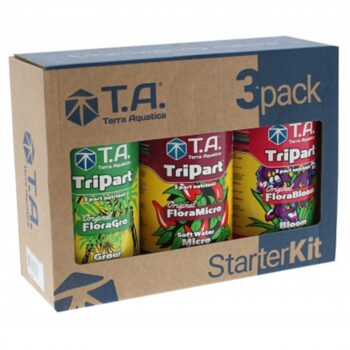 Terra Aquatica TriPart Starter Kit