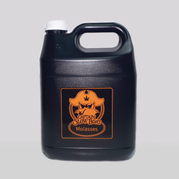 Captain Slow Boat Unsulphured Blackstrap Molasses 5L